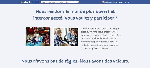 poste facebook 1