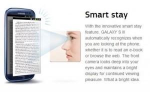 Innovation: Quand contrôler son mobile avec le regard devient une réalité...