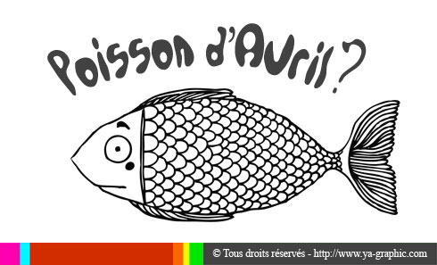 Poisson d'avril: