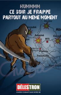 Orange Côte d'Ivoire et la production de contenus locaux...