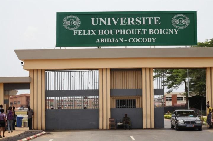 Côte d'Ivoire: retour sur la manifestation des étudiants à l'université Felix Houphouet Boigny (ex. Cocody)...