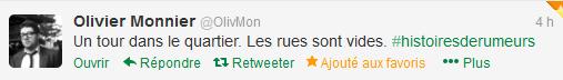 tweet Olivier