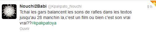 tweet nouchi