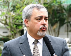 Côte d'Ivoire: Prise de fonction du nouvel Ambassadeur des Etats-Unis...