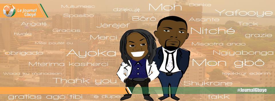 Côte d'Ivoire: Lancement du Journal Gbayé...