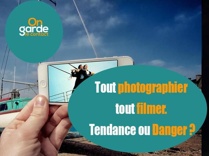 Publication de contenu sur Internet: Peut-on tout filmer ou photographier?