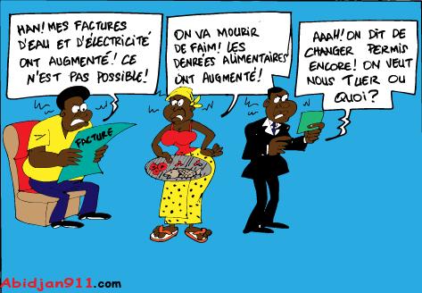 Côte d'Ivoire: la situation du pays dépeint par une PLAYLIST...