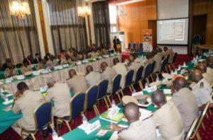 Côte d'Ivoire: Mise en place des Conseils Régionaux de la Sécurité (CRS) à Yamoussoukro.