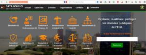 La Côte d'Ivoire a désormais son portail d'Open Data…