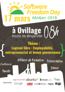 Software Freedom Day - Abidjan 2018 @ Ovillage